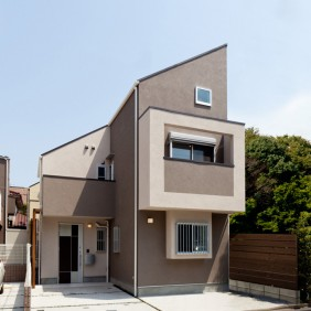 浜田山の家