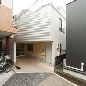 大田区石川町の家