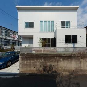 横浜市栄区の家