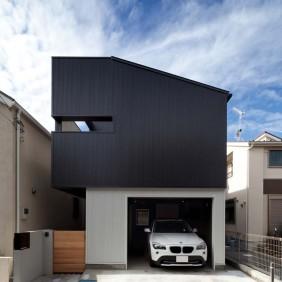 武蔵関のガレージハウス