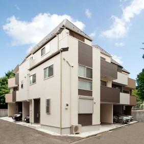 大森本町の家