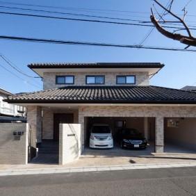 与野本町の家