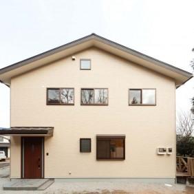 平塚の二世帯住宅