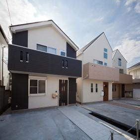 上鷺宮の家