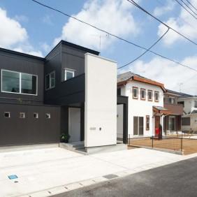 富里市七栄の家