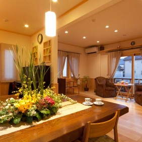 小平小川寺の家