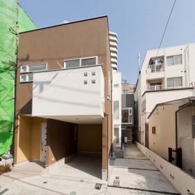 中野区南台の家 B棟