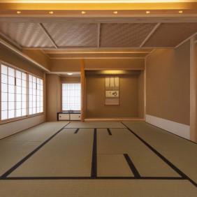 柿の木坂の茶室